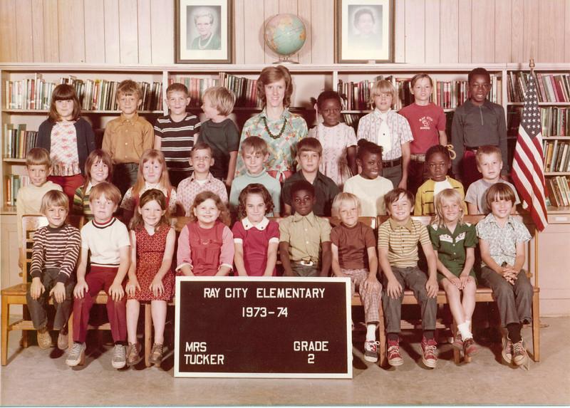 RC 73-74 2nd Grade