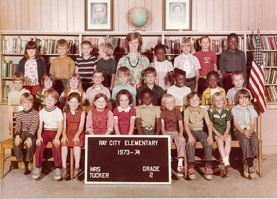 Ray City Elementary School - 1973-74