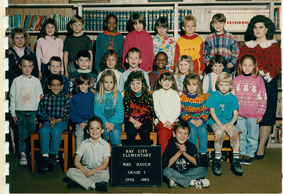 Ray City Elementary School   - 1992-93