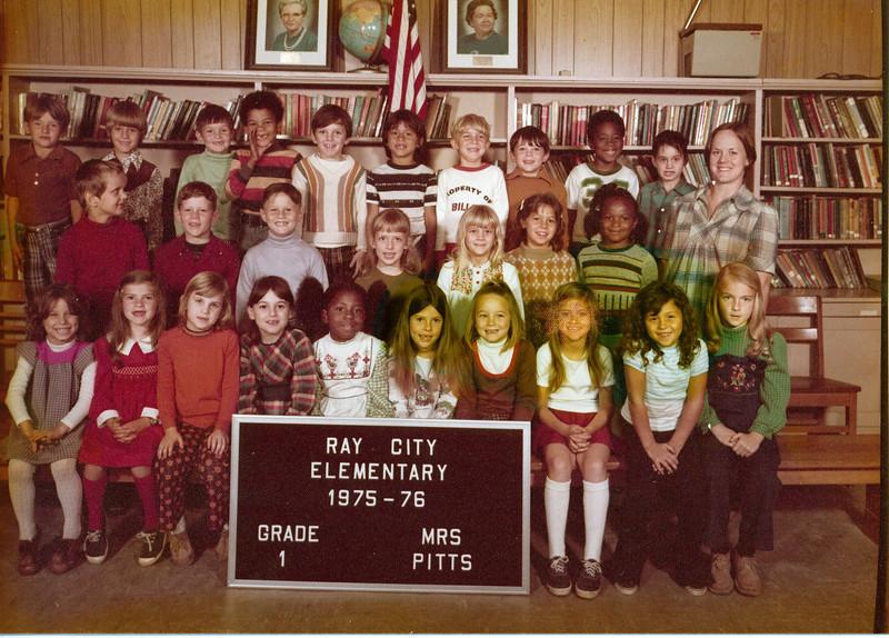 RC 75-76 1st Grade