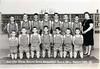 RC 61-62 Boys Basketball Team.<br /> Identifications needed.