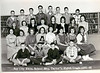 RC 61-62 8th Grade<br /> <br /> Joann Carter is first person on 2nd row.  Remaining identifications needed.