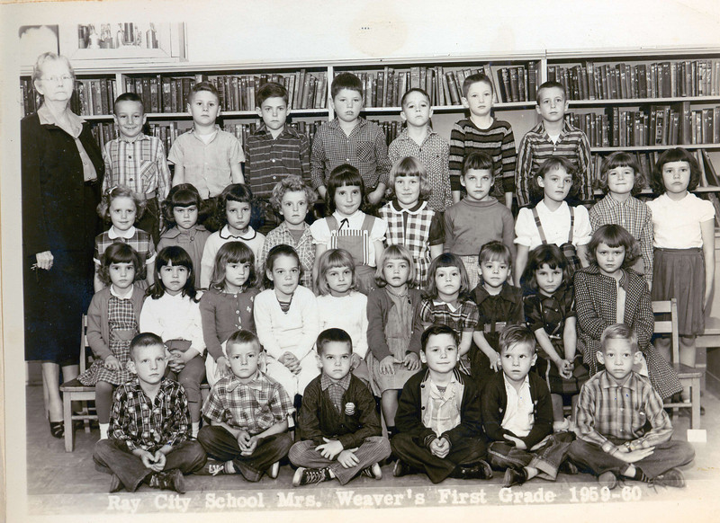 RC 59-60 1st Grade