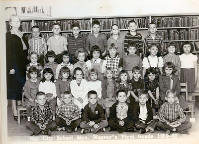 Ray City Elementary School - 1961-62