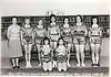 RC 61-62 Girls Basketball Team.<br /> Identifications needed.