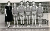 RC 61-62 Boys Basketball Team Starters maybe.<br /> Identifications needed.