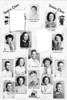 Ray City School, 1950-51. Senior Class.