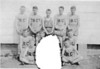 Ray City School, 1950-51, Junior Basketball.<br /> Identifications needed.