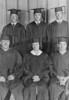 Ray City School_1952-53_Senior Class