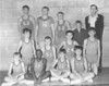 1969-70 Ray City School boys basketball team