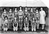 1962-63 Ray City School girls basketball team