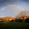 Sardis School Rainbow