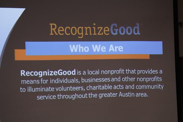 RecognizeGood ethics course