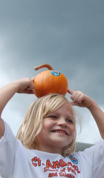 2nd Grade - Pumpkin Trip