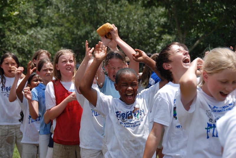 SASMS - 5th grade Field Day