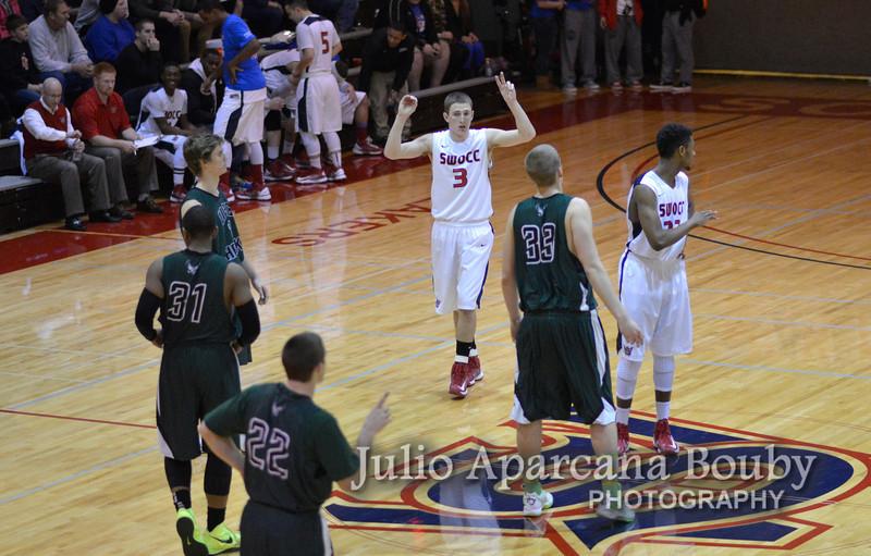 Southwestern Oregon Community College Men Basketball