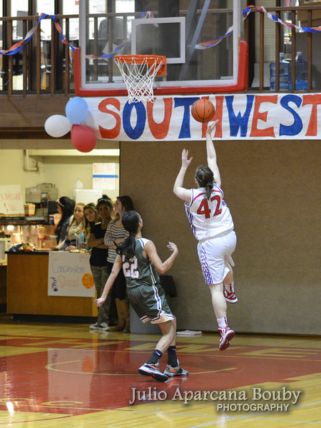 Southwestern Oregon Community College Women Basketball