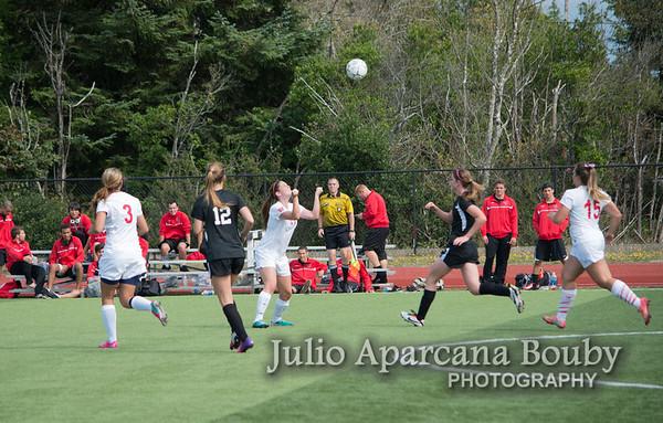 SWOCC Women Soccer vs Olympic - 0315