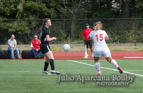 SWOCC Women Soccer vs Olympic - 0314