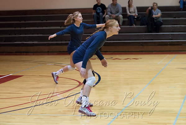SWOCC Volleyball vs Mt Hood - 0010