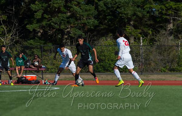 SWOCC Men Soccer vs Chemeketa CC-0092