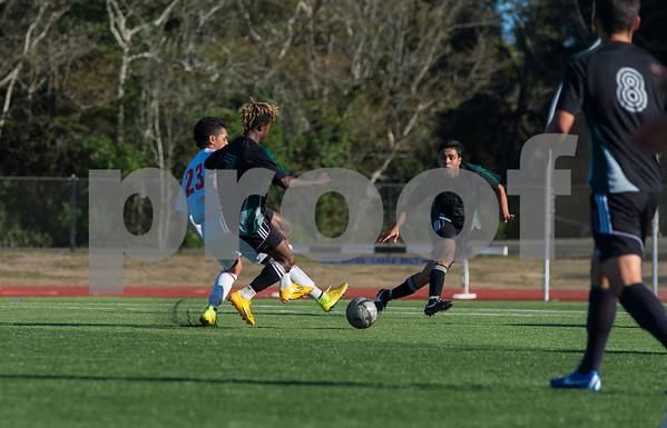 SWOCC Men Soccer vs Chemeketa CC-0050