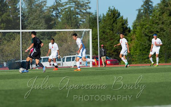 SWOCC Men Soccer vs Chemeketa CC-0111