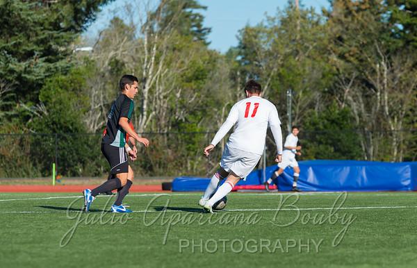 SWOCC Men Soccer vs Chemeketa CC-0044