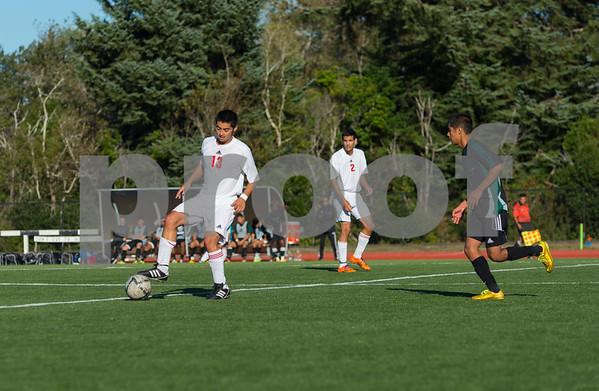 SWOCC Men Soccer vs Chemeketa CC-0212