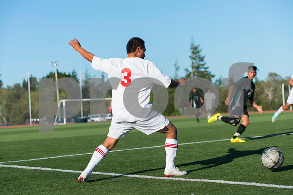 SWOCC Men Soccer vs Chemeketa CC-0235