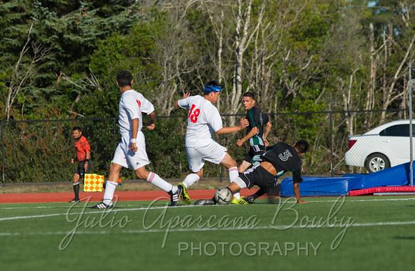 SWOCC Men Soccer vs Chemeketa CC-0225