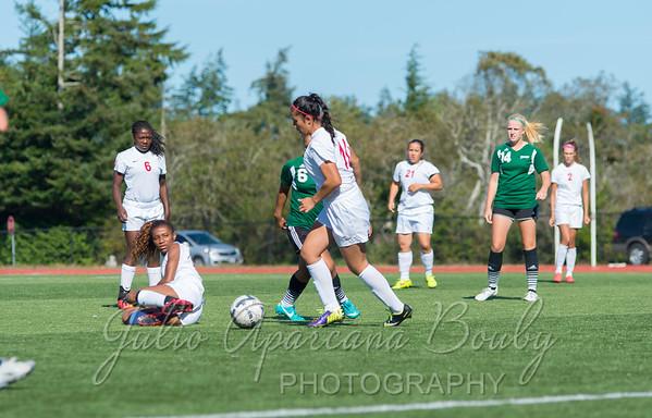 SWOCC Women Soccer vs Chemeketa CC-0127