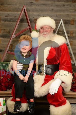 Santa and Me 2017 Camelot DC