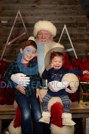 Santa and Me 2017 North Penn