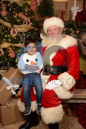Santa and Me StaffKids 2017