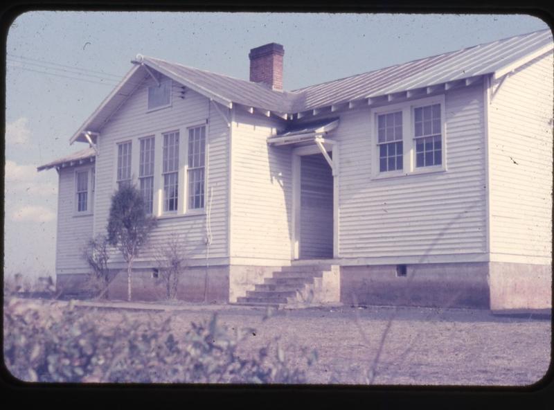 Jacksontown Annexed School  II (09709)