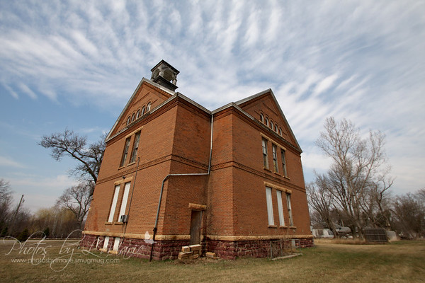 Avoca, Mn Public School - Built in 1894