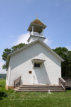Hadley Valley Schoolhouse - Olmstead County, MN