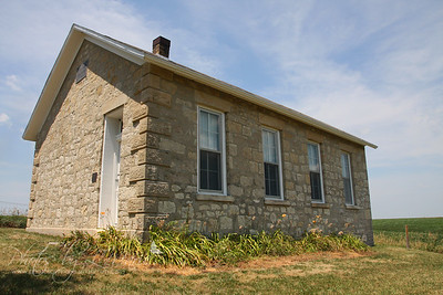 North River Schoolhouse - Winterset, Iowa