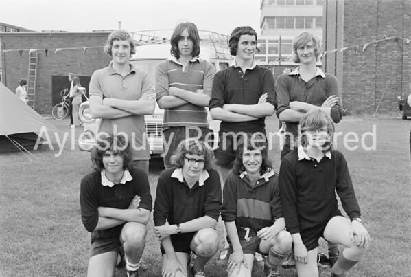 Sir Henry Floyd Grammar School Fete, July 1973