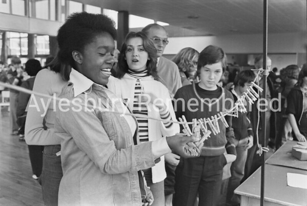 Sir Henry Floyd Grammar School fete, Sep 1977