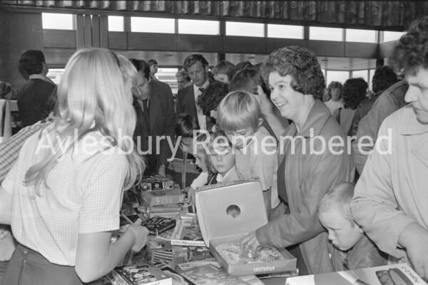Sir Henry Floyd Grammar School fete, Sep 1981
