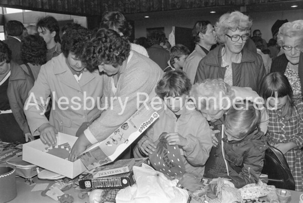Sir Henry Floyd Grammar School fete, Sep 1981