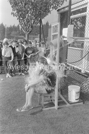 Sir Henry Floyd Grammar School fete, Sep 1983