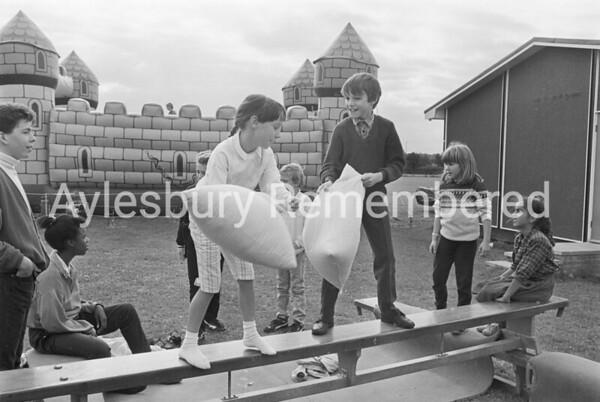 Sir Henry Floyd Grammar School fete, Oct 1987
