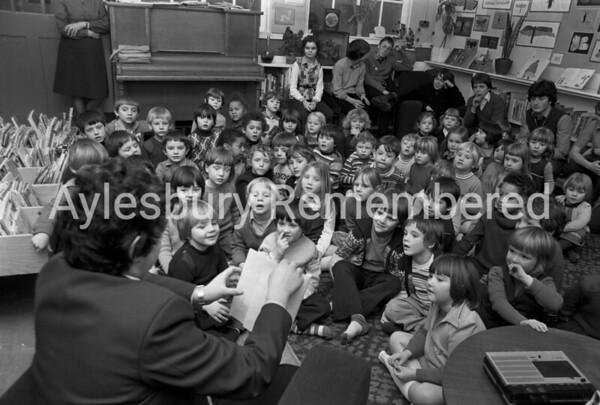 Southcourt County Infants School, Feb 1980