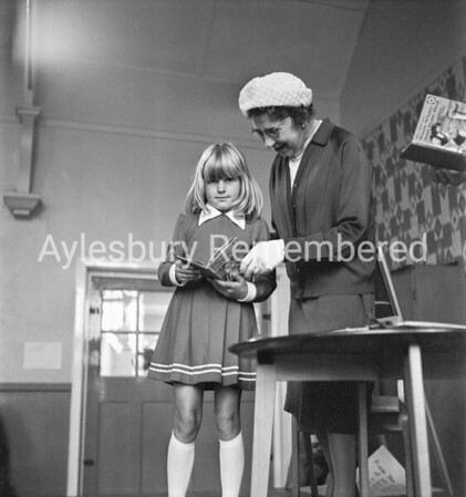 Southcourt County Infants School, July 1974