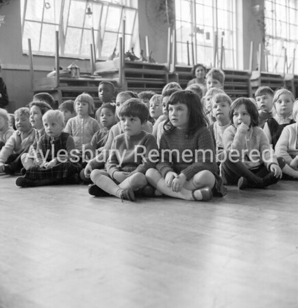 Southcourt Infant School Nativity, Dec 7th 1966