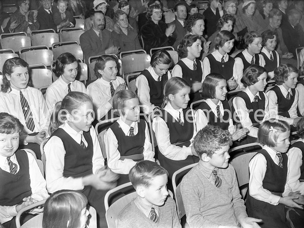 St Christophers School for Girls, Nov 29th 1957