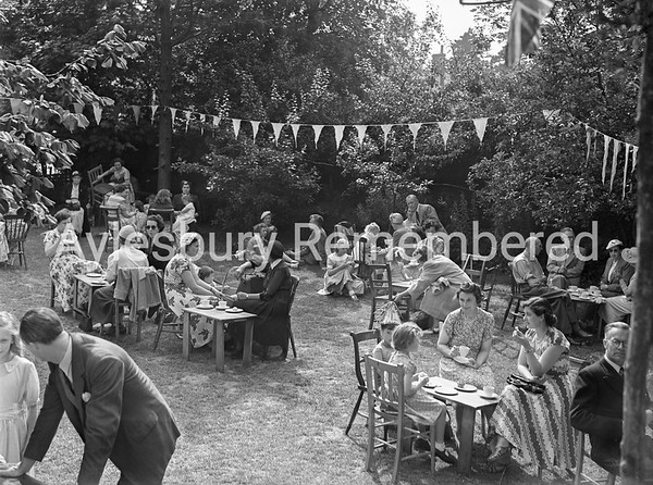 St Christophers School for Girls fete, July 4th 1953